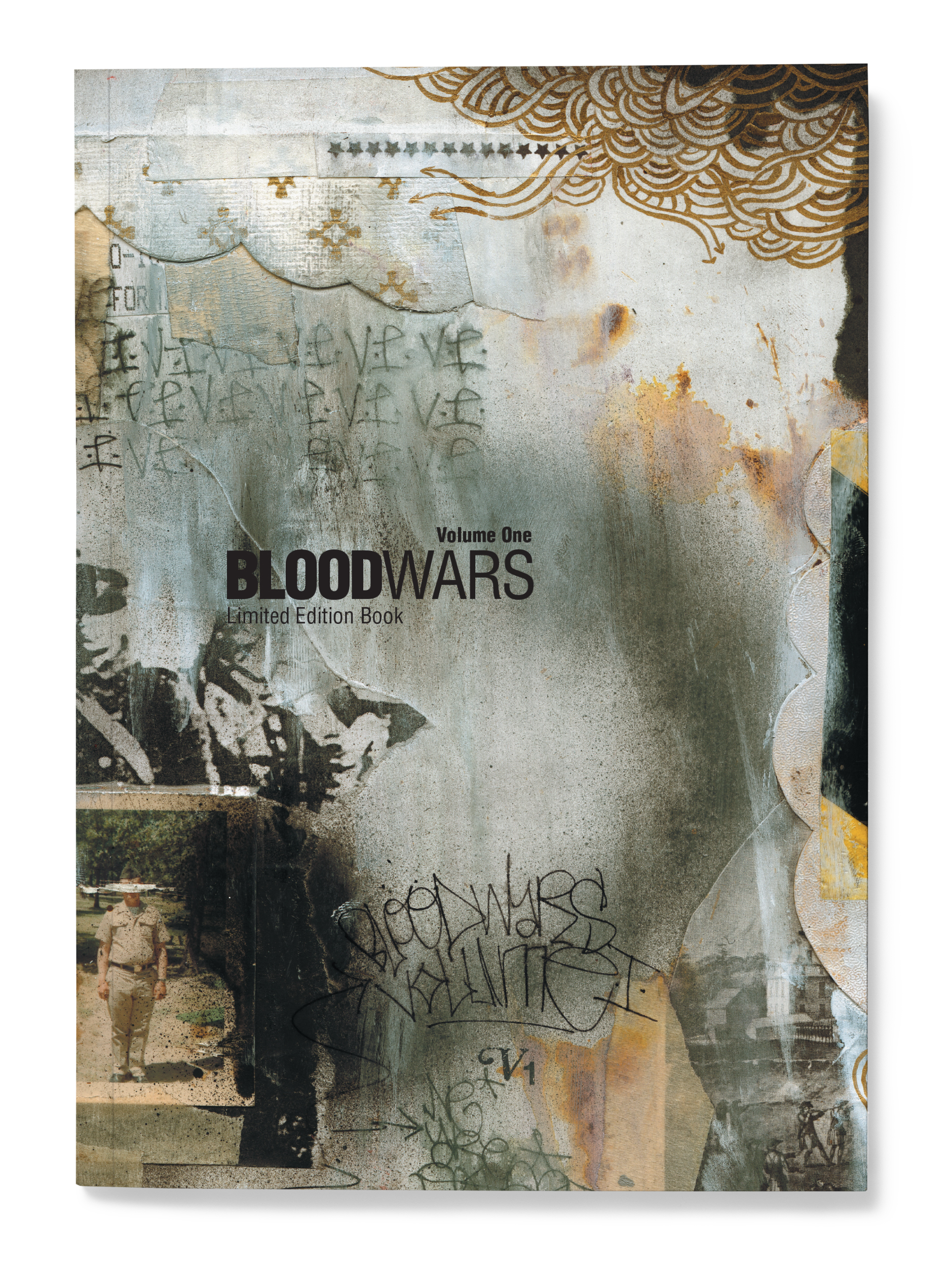 Bloodwars V1 Book